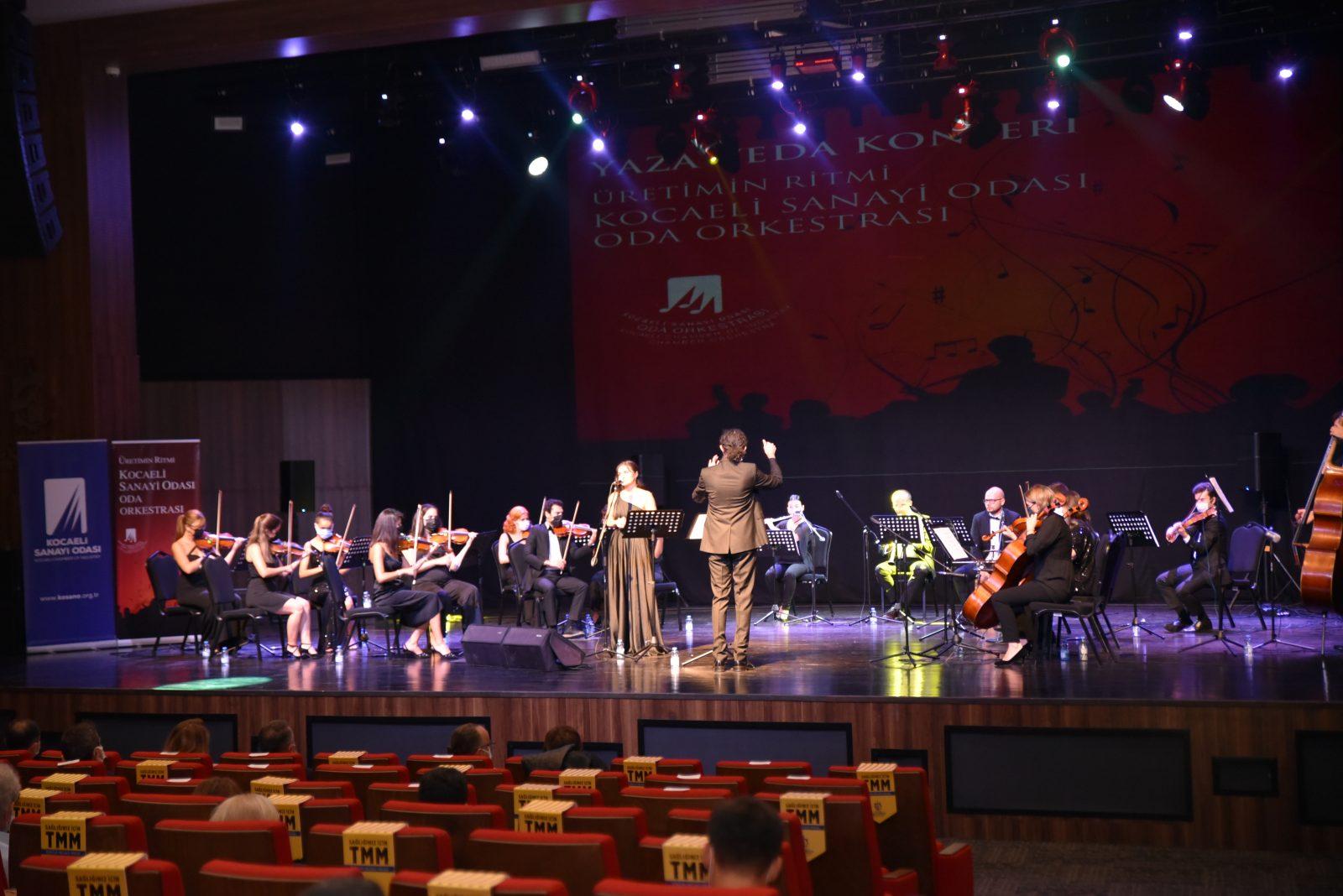 KSO Oda Orkestrası'ndan Yaza Veda Konseri